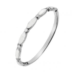 Sterling Silver Pinched Ring