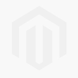 Sterling silver and cubic zirconia wavy band ring