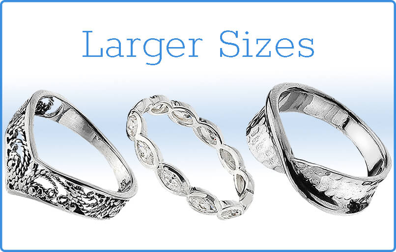 LARGER RINGS