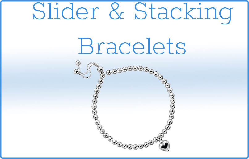 SLIDERS & STACKING BRACELETS